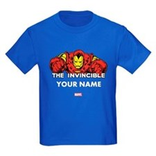 The Invincible Iron Man Personal T