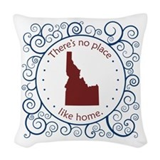 Idaho Woven Throw Pillow