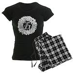 Class Of 2027 floral Pajamas