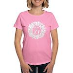 Class Of 2027 floral T-Shirt
