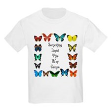 Something Lepid This Way Come T-Shirt