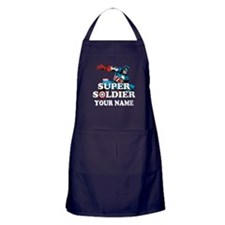 Captain America Super Soldier Persona Apron (dark)