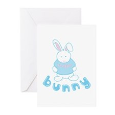Snuggle Bunny Greeting Cards (Pk of 10)