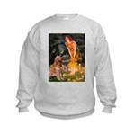 Fairies & Golden Kids Sweatshirt