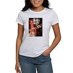 The Lady's Golden Women's T-Shirt