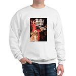 The Lady's Golden Sweatshirt
