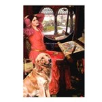The Lady's Golden Postcards (Package of 8)