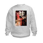 The Lady's Golden Kids Sweatshirt