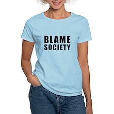 Blame Society T-Shirt