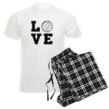 Volleyball love Pajamas