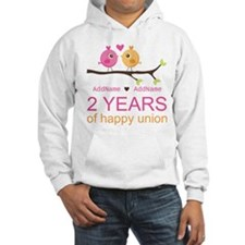 Two Years Of Happy Union Hoodie