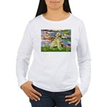 Lilies & Golden Women's Long Sleeve T-Shirt