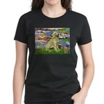 Lilies & Golden Women's Dark T-Shirt