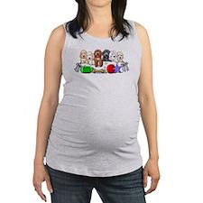 McDoodles Nursery Maternity Tank Top