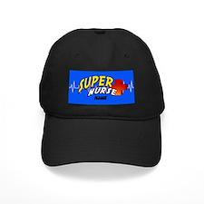 Nurse Super Hero Baseball Hat