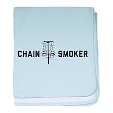 Chain smoker baby blanket