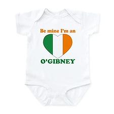 O'Gibney, Valentine's Day Infant Bodysuit