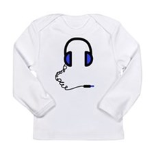Boy Dj Long Sleeve T-Shirt
