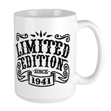 Limited Edition Since 1941 Mug