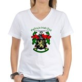 Women's V-Neck Malloy T-Shirt