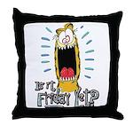 Friday Garfield Throw Pillow