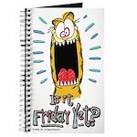 Friday Garfield Journal