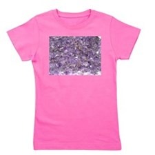 Cute Amethyst Girl's Tee