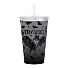 Batdazzled Acrylic Double-wall Tumbler