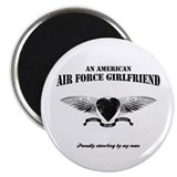 An American Air Force GF Magnet