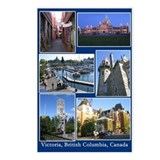 Victoria BC Canada Postcards (Package of 8)
