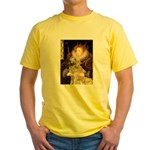 The Queen's Golden Yellow T-Shirt