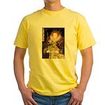 The Queen's Golden Yellow T-Shirt