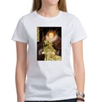The Queen's Golden Women's T-Shirt