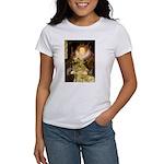 The Queen's Golden Women's T-Shirt