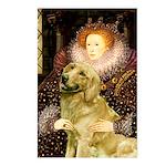 The Queen's Golden Postcards (Package of 8)