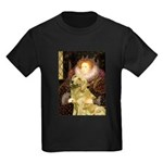 The Queen's Golden Kids Dark T-Shirt