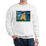 Lilies (#5) & Golden (1B) Sweatshirt