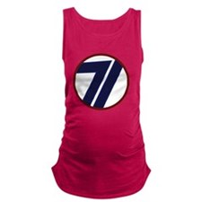 71st Infantry Division.png Maternity Tank Top