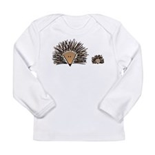 A01 Hedgehogs.JPG Long Sleeve T-Shirt