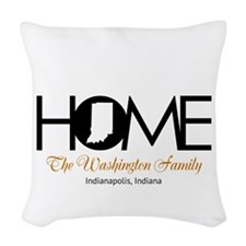 Indiana Home Woven Throw Pillow