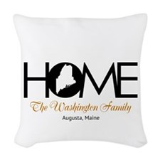 Maine Home Woven Throw Pillow