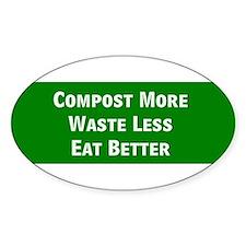 CompostMoreBumperDecal Decal