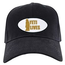 Yeti Lives Baseball Hat