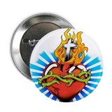 Sacred Heart Button
