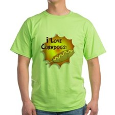 Cute Corndog T-Shirt