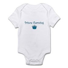 Prince Charming baby boy body suit