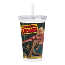 Pulp Cover 2 Acrylic Double-Wall Tumbler