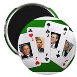 Anti Bush Cheney Rumsfeld Magnet (10 pk)