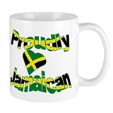 Proud to be Jamaican Mug
