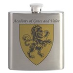 Academy of Grace and Valor Flask